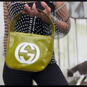 Gucci Authentic Vintage 90s Tom Ford GG Mini Bag